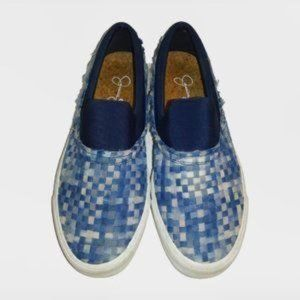 ⭐ Jessica Simpson Fabric Low Top Slip On Sneakers